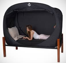 the bed tent privacy pop bed tent