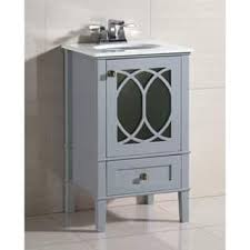 Bathroom Vanities Shop The Best Deals For Sep  Overstockcom - 21 inch wide bathroom cabinet