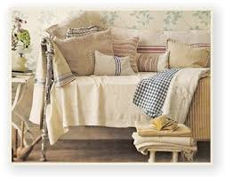 plenty of white is essential for achieving the french farmhouse