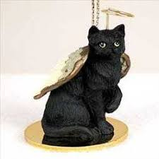 ornament black cat home kitchen