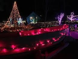 stunning lights 23 photos of gardens aglow at coastal maine