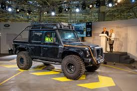 land rover spectre pictures unusual land rovers coventry telegraph