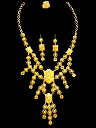 yellow gold necklace set images 21k gold kuwaiti necklace set 2572 alquds jewelry jpg