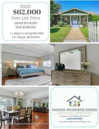 Interior Design Home Staging Monrovia Home Staging Can Help You Sell Your Home For More Money
