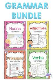 6th Grade Noun Worksheets Best 25 Verb Activities For First Grade Ideas On Pinterest