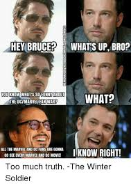 Funny Marvel Memes - hey bruce what s up bro you know whats so funny about what the