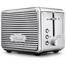 Bella Linea 4 Slice Toaster Linea Collection 2 Slice Toaster Bella Housewares
