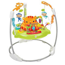 siège sauteur bébé fisher price trotteur jumperoo jungle sons lumieres trotteur