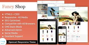 22 best responsive opencart fashion themes