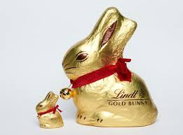 lindt easter bunny 1kg lindt bunnies are back and they are ten times the size