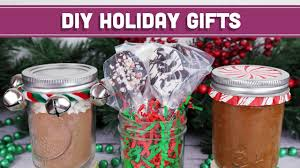 healthy diy edible christmas gifts easy holiday recipes mind