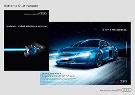 Audi R8 Lmx - pubblicità audi r8 lmx