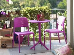 purple outdoor furniture home outdoor decoration