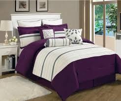 Purple Full Size Comforter Set 15 Best Bedding Images On Pinterest