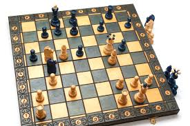how to improve the position of your pieces in a chess game