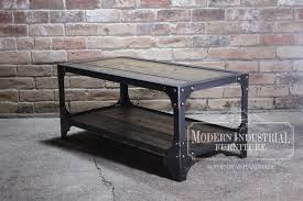 Modern Industrial Furniture by Coffee Tables Modern Industrial Furniture