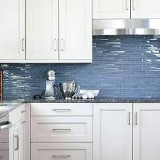 blue kitchen tiles ideas blue backsplash tile bikepool co