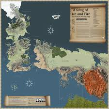 Avatar The Last Airbender Map The Wertzone The Most Complete Asoiaf World Map Yet