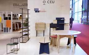 Modern Furniture Company by Matthias Lehner And Gual Launch O Céu At Salone Del Mobile