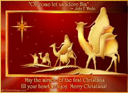 religious greeting messages miracle of free