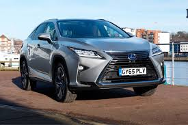 lexus rx blue lexus rx 2015 car review honest john