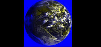 Color Of Earth by Isro Releases First Colour Image Of Earth From Insat 3dr Zee
