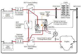 bep marinco dvsr 12 volt and 24 volt digital voltage sensing