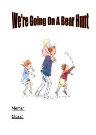 going on a bear hunt coloring pages we u0027re going on a bear hunt picture sequence by sueneale teaching