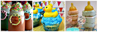 Baby Shower Brunch Ideas - bridal and baby shower ideas