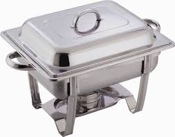stainless steel buffet heater chafing dish hotpot set 4 5l wedding