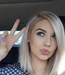 short haircuts middlelobe pinterest nuggwifee hair beauty nails that i love