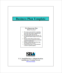 small business plan template 16 free sample example format