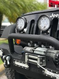 120v Outdoor Led Light Bar 4 Inch Spot Led Light Bar Led Pods 1260 Lm 18w 2 Pcs Lch Led Car