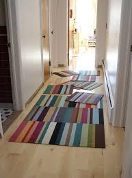 Hallway Rug Runner Loving Flor U0027s Parallel Reality Tiles Merrypad
