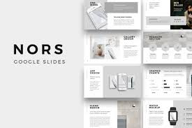 4731 best graphic design images nors google slides template by museframe on envato elements