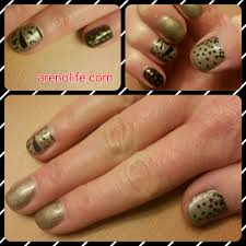 new year u0027s nails arenolife