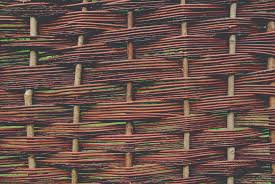 willow hurdle fencing panel somerlap forest products