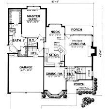 house plans with wrap around porch traditional style house plan 4 beds 2 50 baths 2000 sqft sq plans