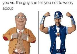 Lazy Town Memes - cinnamon bun on twitter lazytown memes are my favorite memes
