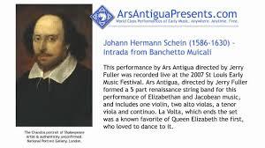 justice quotes shakespeare johann hermann schein 1586 1630 intrada from banchetto