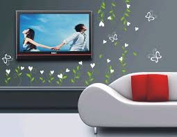 House Wall Decor Wall Decor Decals Simple Home Decoration