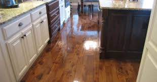 beautiful hardwood floors shined with shine floor finish
