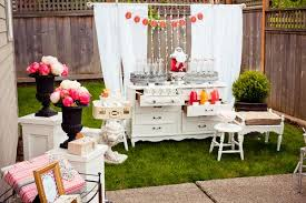 themed bridal shower vintage themed bridal shower eliza domestica