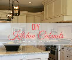 Kitchen Cabinet Upgrade by Diy Kitchen Cabinets To Upgrade On A Budget Sandi Clark And