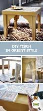 Chippendale Esszimmer Gebraucht Ikea Deutschland Diy Tisch Im Orientstyle Wohnen Pinterest