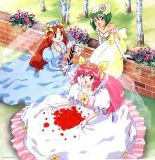 wedding dress anime post a picture of a anime girl in a wedding dress anime answers
