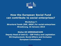 erdf si e social the implementation of the rural development policy and its impacts