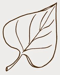 pattern clipart leaf pencil and in color pattern clipart leaf