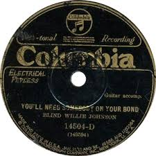 Soul Of A Man Blind Willie Johnson Blind Willie Johnson