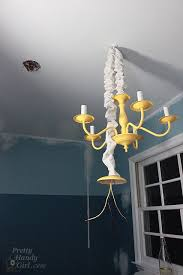 Im Gonna Swing From The Chandelier How To Swag A Light Fixture Pretty Handy